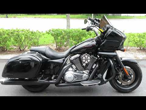 2011 Kawasaki Vulcan® 1700 Vaquero™ in Sanford, Florida - Video 1
