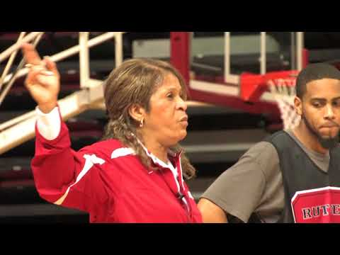 An Interview with Coach Vivian Stringer /  A documentary by Vanity Jenkins [Excerpt]