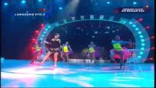 "Zasklia Gotik "" Satu Jam Saja "" Gerbang Show (21/4)"