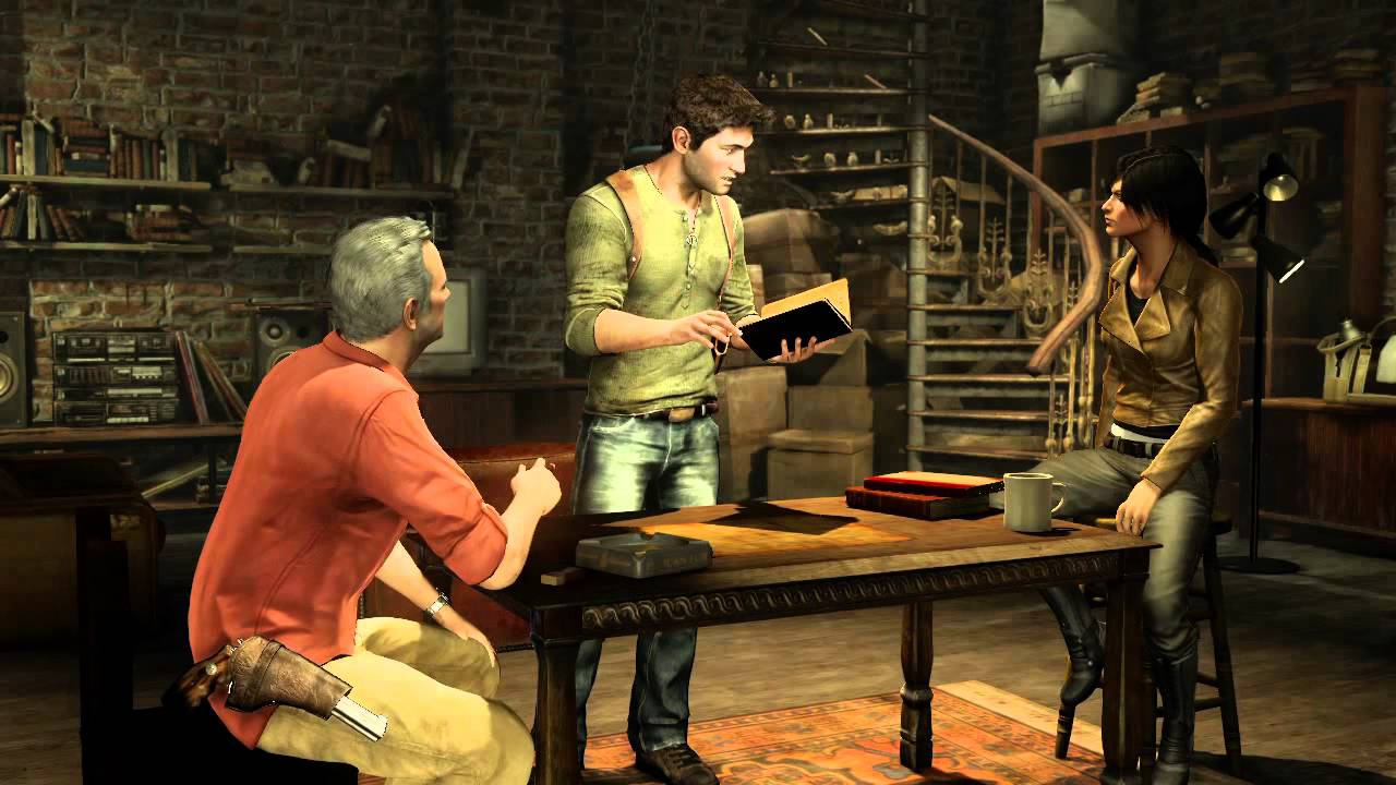 Uncharted 3's E3 Trailer Is Like A Well-Lit Punch In The Face