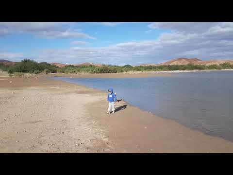 Video Of BLM Imperial Dam Long Term Visitor Area, AZ