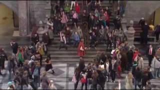 Op zoek naar Maria - Dans in het Centraal Station van Antwerpen