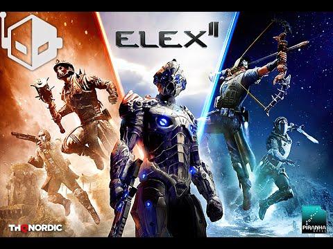 ELEX II 4K Gameplay de ELEX II