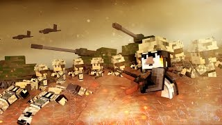 Minecraft   Morph Hide and Seek - WORLD WAR 2: Dday Aftermath! (WHO IS THE SPY?)