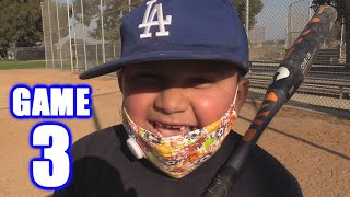 LUMPY REVEALS HIS TRUE AGE! | On-Season Softball Series | Game 3