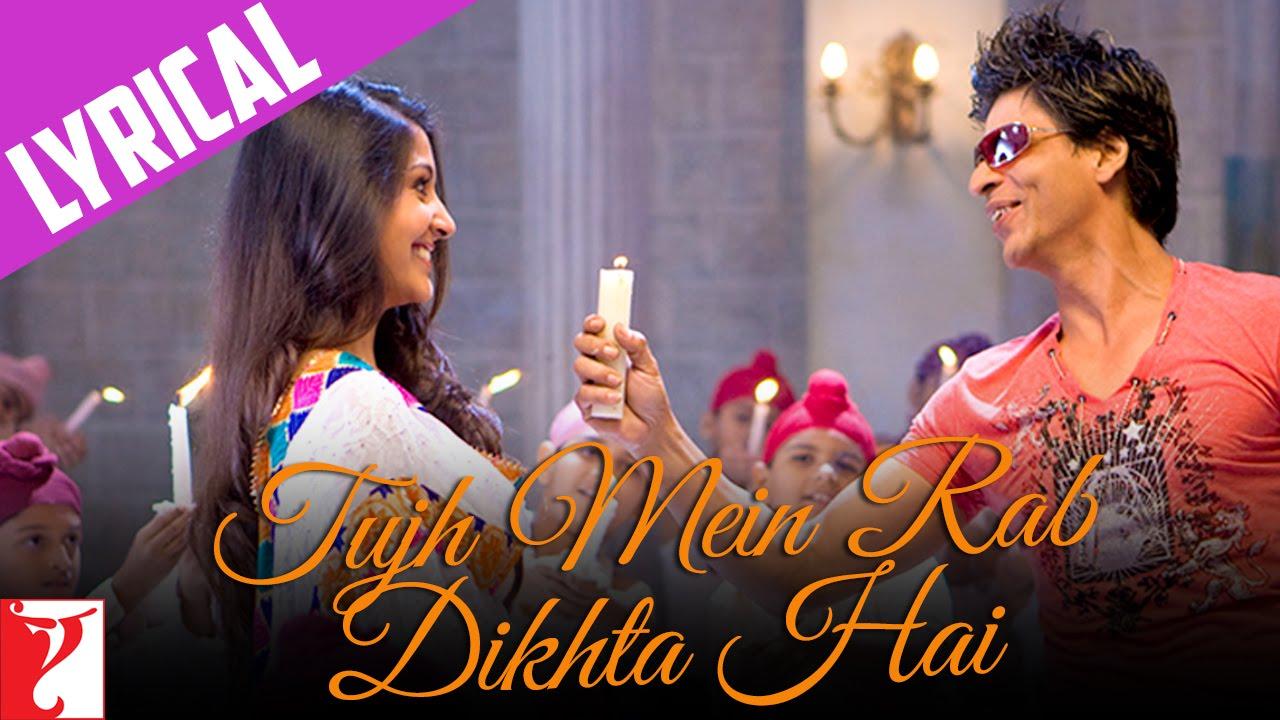 Tujh Mein Rab Dikhta Hai Lyrics in Hindi  Roop Kumar Rathod Lyrics