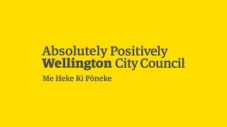 preview picture of video 'Wellington City Council Meeting 08.04.2015'