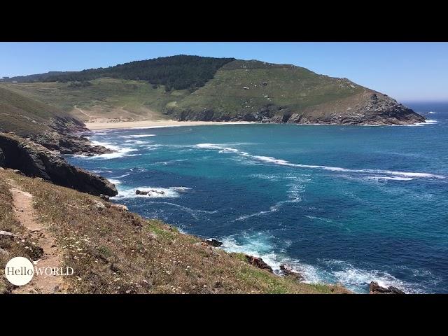 Playa Arnela an der Costa da Morte
