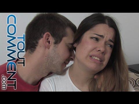 Embrasser une fille dans le cou 💋