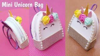 diy-mini-unicorn-bag-craft-idea-for-kids-glitter-foam-sheet-craft-mini-unicorn-school-supplies