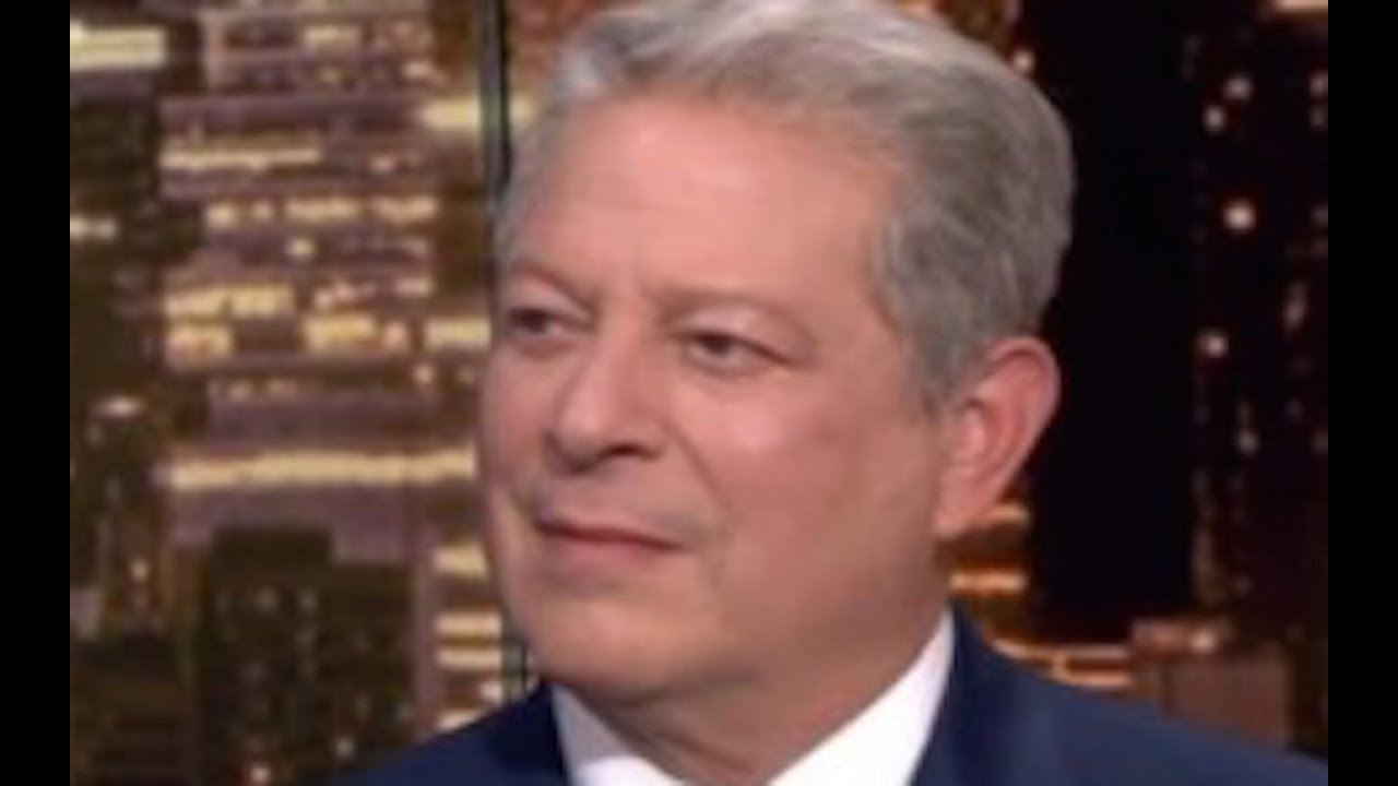 Al Gore On Why He's Voting For Hillary Clinton thumbnail