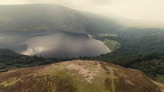Cinematic FPV: Towards the Djouce mountain