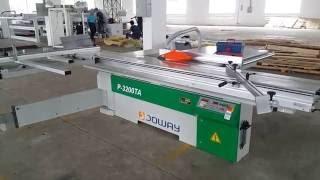 Video máy cưa bàn trượt Joway P-3200TA