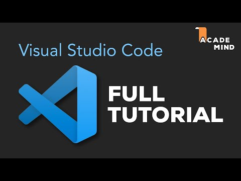 Visual Studio Code Tutorial for Beginners – Introduction