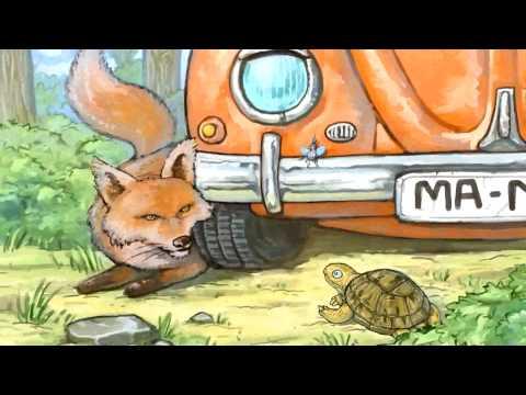 Das kleine Reptil - Ein Kinderbuch von naturfilm - Klaus Weißmann