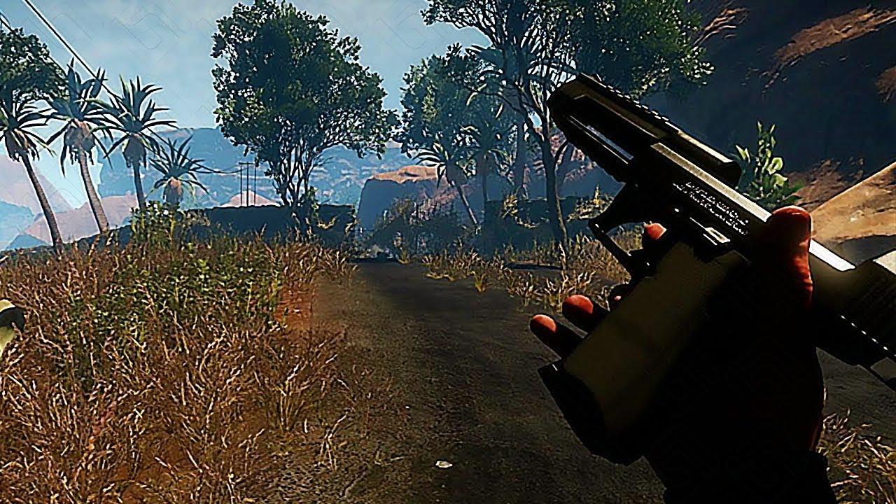 CryEngine • les JEUX de la COMMUNAUTÉ   Developer Showcase (GDC 2019)