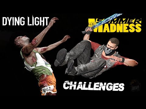 Dying Light - Summer Madness Event Rewards | Tips & Tricks For Challenges