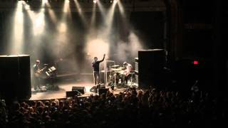 Passion Pit - Lifted Up (1985) (Live)