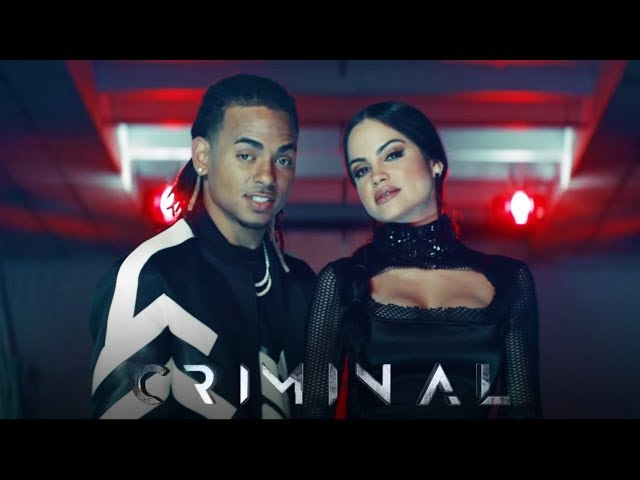 Natti Natasha ❌ Ozuna - Criminal [Official Video]