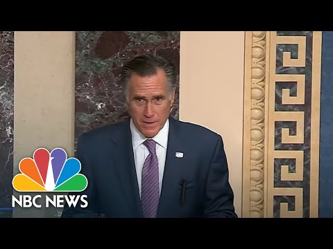 Mitt Romney On Syria: 'We Once Abandoned A Red Line. Now We Abandoned An Ally' | NBC News