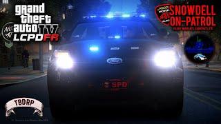 GTA 4 LCPDFR Multiplayer Patrol - Day 17 | Snowdell On-Patrol: All New Fleet [TBD RP 🚔]