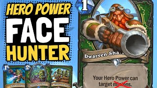 NOT THE FACE!! Meet Your New Face Face Face Hunter Overlord! | Descent of Dragons | Hearthstone