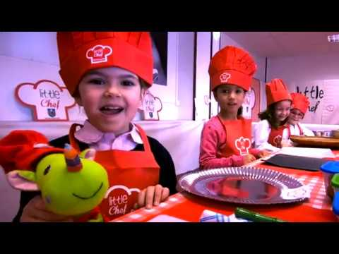 """V Edición """"Little Chef"""" para Educación Infantil"""