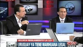 C5N - HUMOR EN HD: URUGUAY YA TIENE MARIHUANA LEGAL