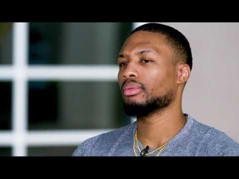 Damian Lillard Speaks On His Feud with Paul George and Patrick Beverley