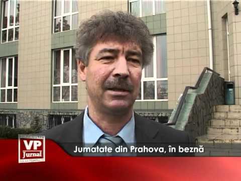 Jumătate din Prahova, în bezna