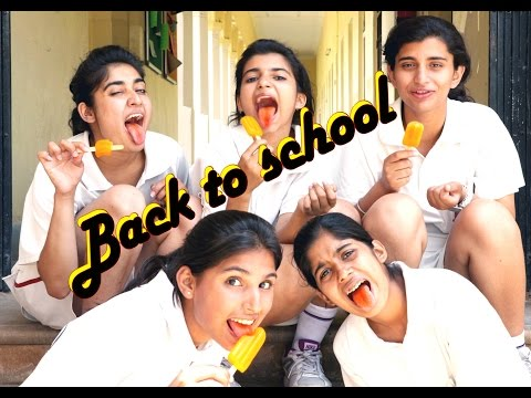 Piya ghar aya    Back to school   M G D school version