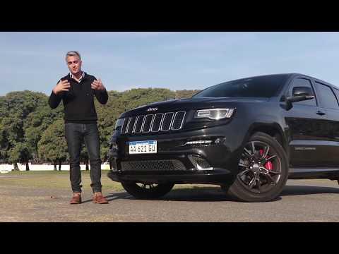 TN Autos Programa 147 |  Mini Test Jeep Grand Cherokee SRT