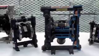Diaphragm vacuum pump mechanism part1 most popular videos diaphragm pumps ccuart Choice Image