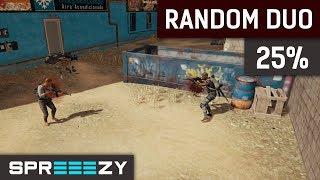 Random Duo Game   The 25% Meme