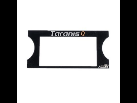 FrSky ACCST Taranis Q X7 VIDRO da Banggood