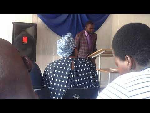 Pastor Gukuta in Seshego: Kudya muviri wakristu