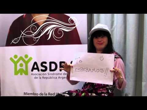 Veure vídeoGrupo de jóvenes con síndrome de Down