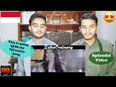 Foreigner Reacts To: Isyana Sarasvati - Tetap Dalam Jiwa (Video Clip) - React Bros