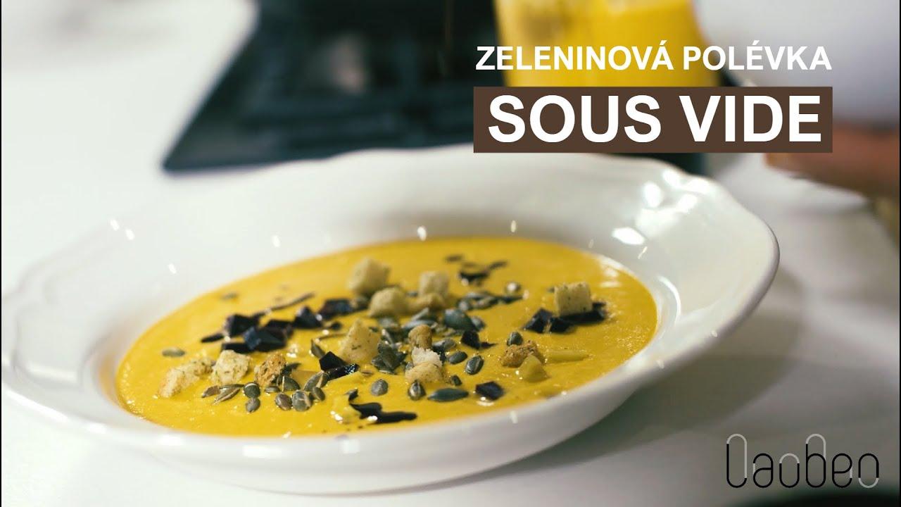 Video - Recept na veganskou polévku plnou vitamínů