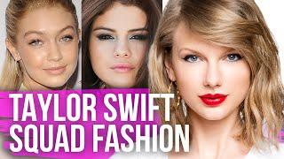 Taylor Swift Squad Fashion (Dirty Laundry)