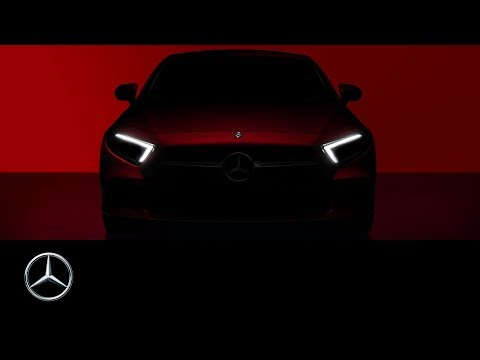 Mercedesbenz Cls Class Coupe Купе класса C - рекламное видео 1