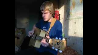 Andrew Brown - Cain and Abel Cover