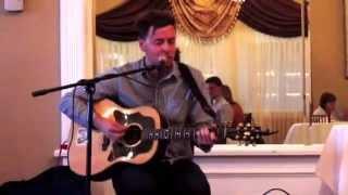 My Wedding - Joshua Michael Robinson Performance  June 14, 2014