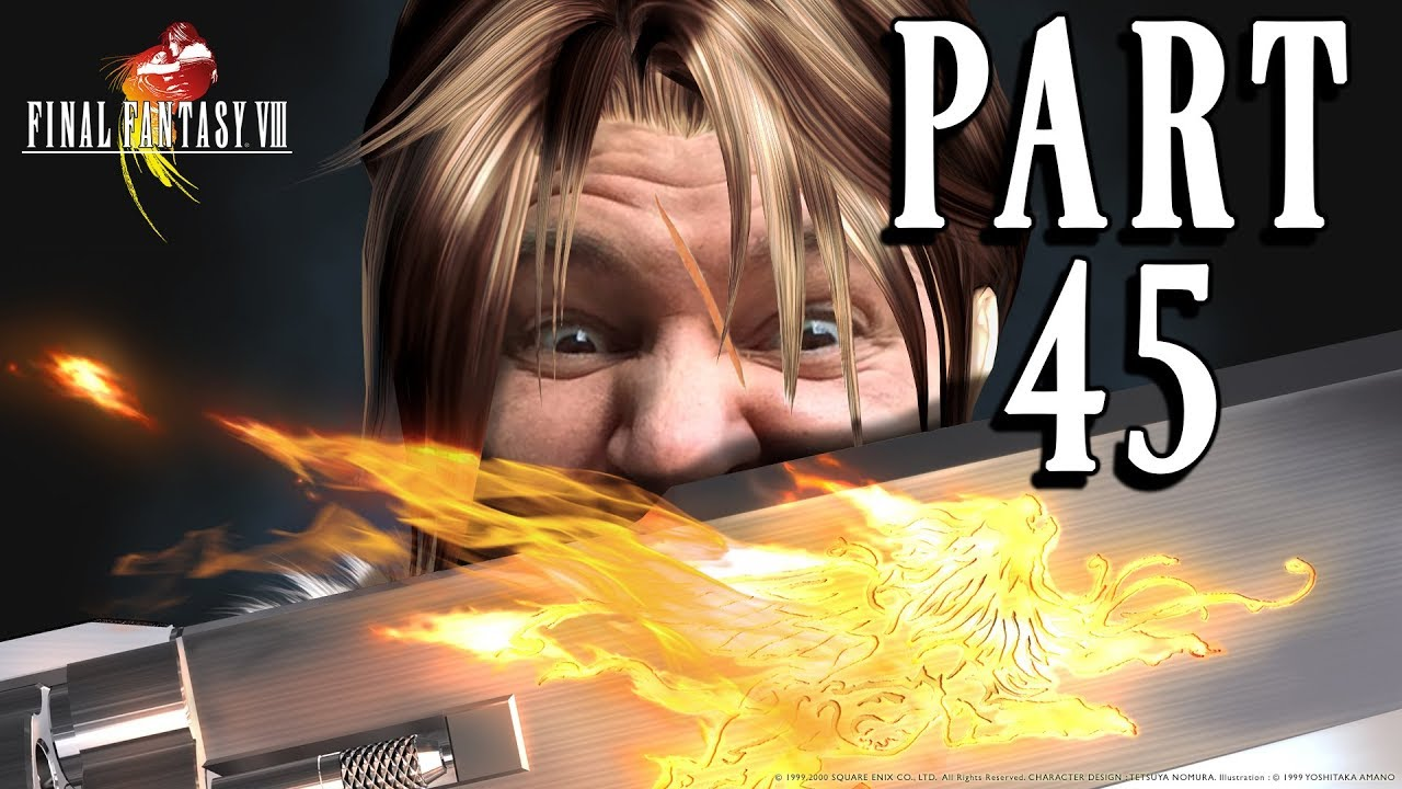 Final Fantasy VIII – Part 45: Rubrum-Drache