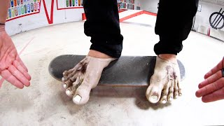 WORST SKATE SHOES IN THE WORLD (You Must Kickflip All The Boards)