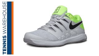 Nike Air Zoom Vapor X Clay Men's Tennis Shoes video