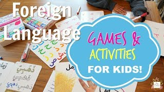 How to Teach a Foreign Language to Young Children | Charlotte Mason | Homeschool