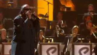 Stevie Wonder - Too Close For Comfort (Homenaje Ella Fitzgeral)