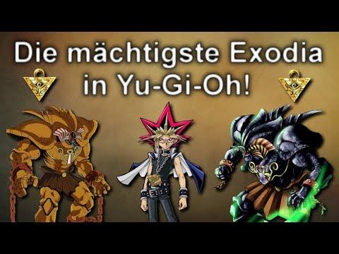 Yu-Gi-Oh! - Die mächtigste Exodia!