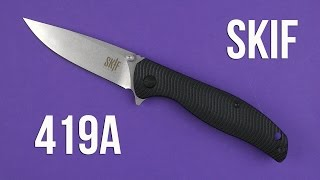 Skif 419A - відео 1